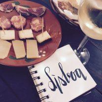 Lisboa Lettering Sketchnotes by diana