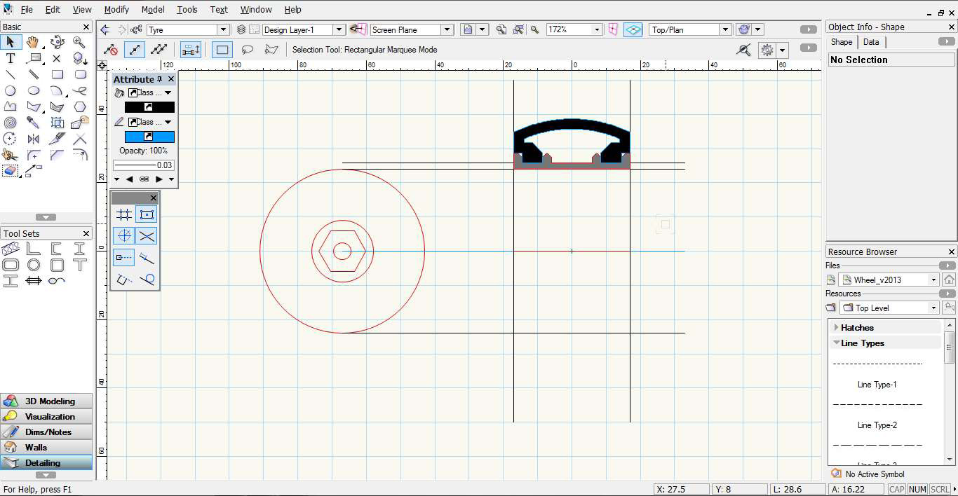 Google Sketchup updates !: Reinventing the wheel
