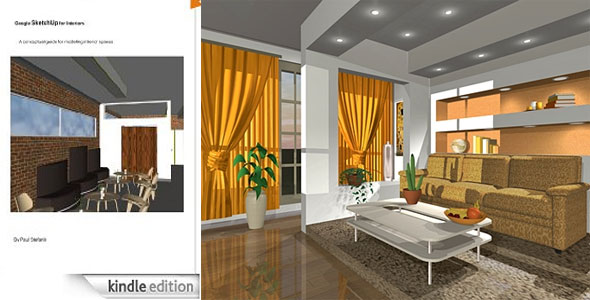 Google SketchUp For Interiors