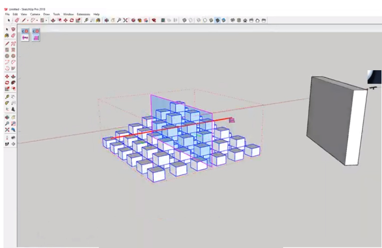 Quickly Align Objects in SketchUp with Curic Align