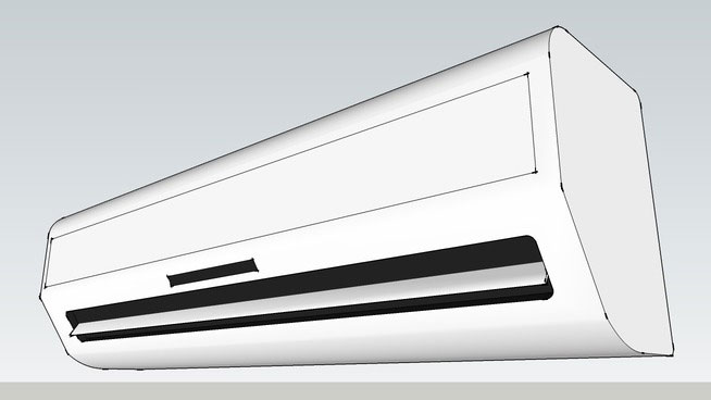 Sketchup Components 3D Warehouse  Air Conditioning  Sketchup 3D Warehouse Air Conditioning