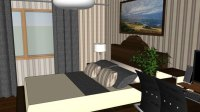 Sketchup Components 3D Warehouse - Bedroom | Sketchup 3D ...