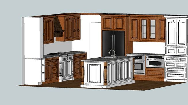 Dining Table 3d Warehouse