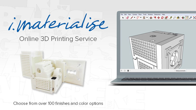 3D Printing Extension – The sketchup plugin just launched