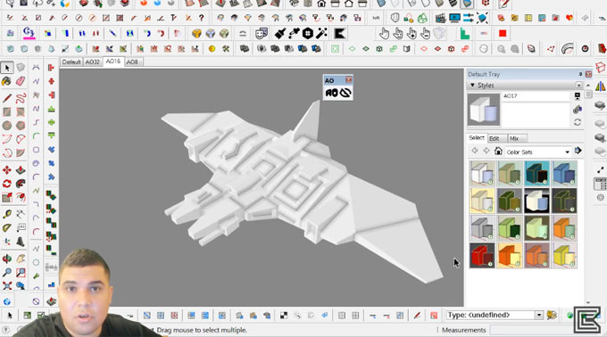 Download Ambient Occlusion Style 1.0