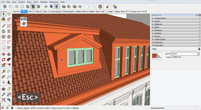 Eneroth Align Face – The newest sketchup plugin