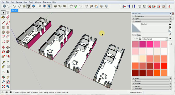 Eneroth Copy Between Components (1.1.0) – The newest sketchup extension