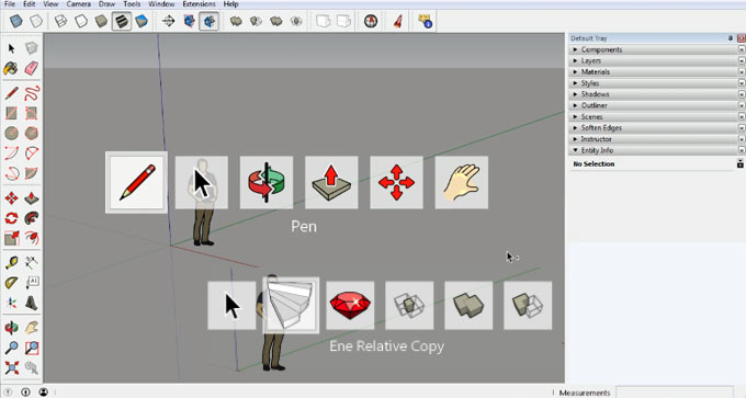 Eneroth Tool Memory – The newest sketchup plugin