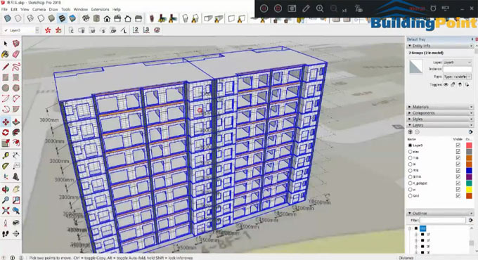 FrameModeler for sketchup version 1.1.0