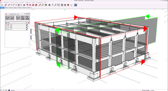 Download 2015 GLASER STX for sketchup