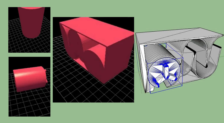 Print a Thing extension made 3D printing easier