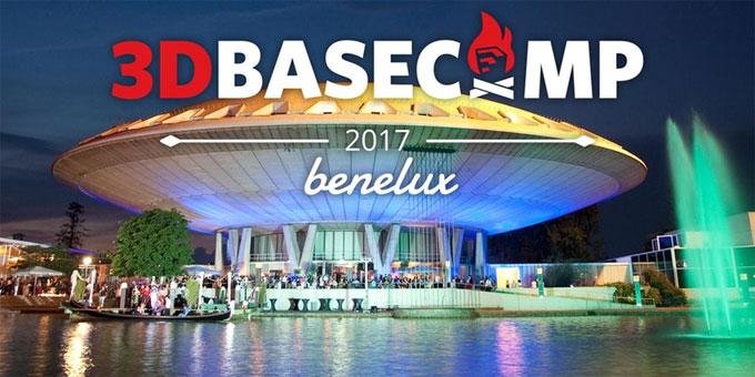 SketchUp 3D Basecamp Benelux 2017