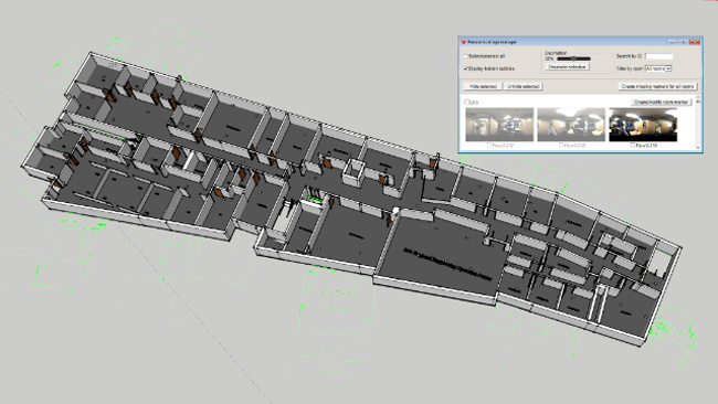 TIMMS Site Viewer for sketchup