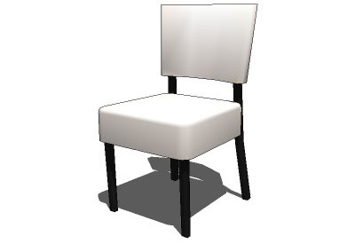 Sketchup Components 3d Warehouse Chair Dining Chair