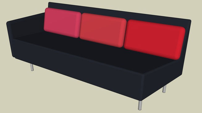 Free download SketchUp Components 3D Warehouse – Sofa – Sketchup World