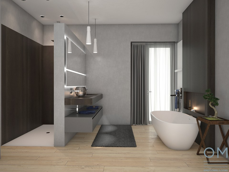Free 3D Models BATHROOM Bathroom Made In Italy By Massimiliano Pirozzolo