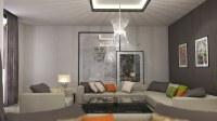 Free 3D Models - LIVING ROOM - Modern living room - by ...