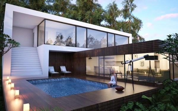 25+ Villa Sketchup Landscape Pictures and Ideas on Pro Landscape