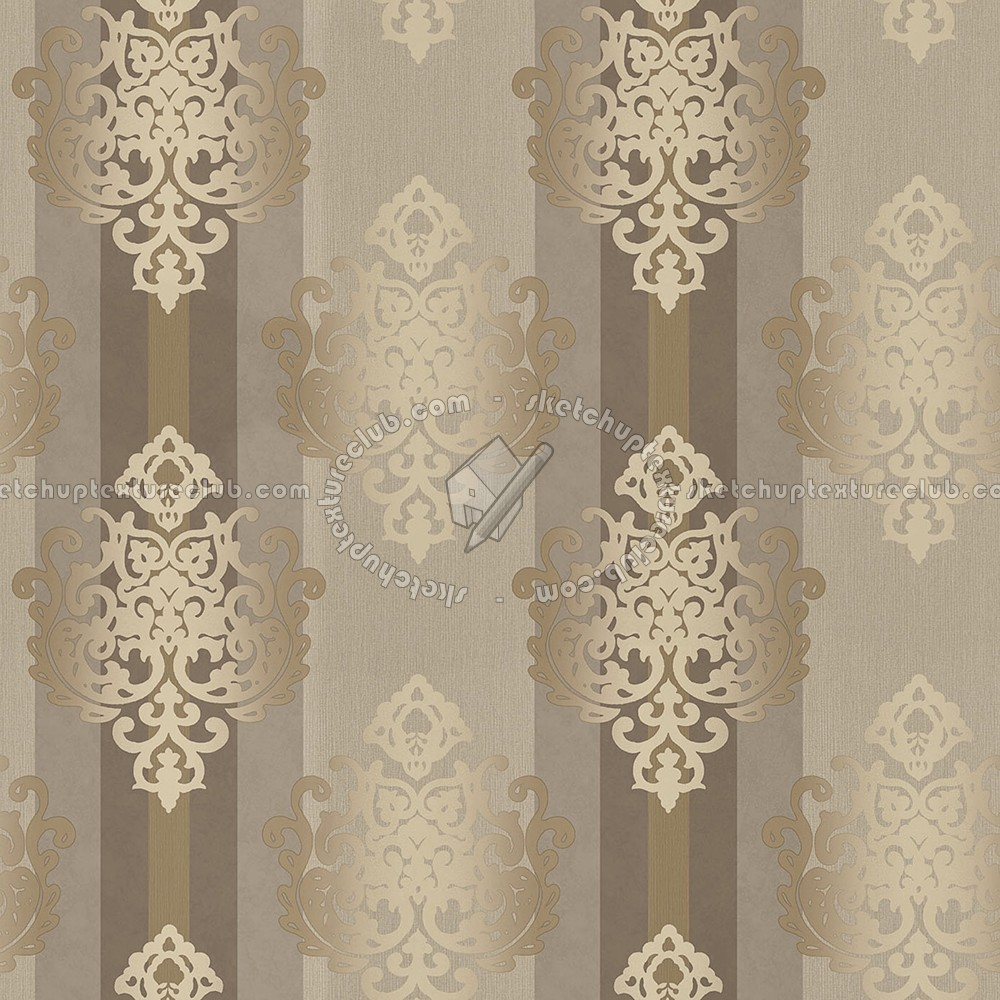 3d Stone Wallpaper For Walls Striped Damask Wallpaper Dhea By Parato Texture Seamless 11292