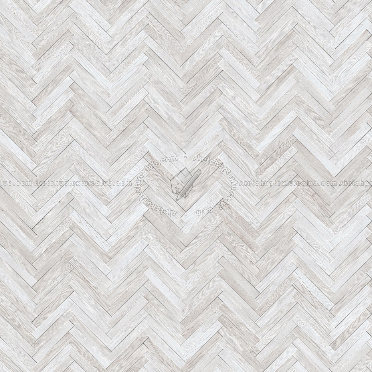Wood Floor White Parquet Textures Seamless
