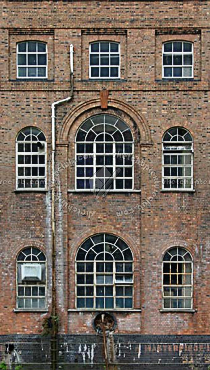 Red Black Damask Wallpaper Old Building Texture 00725