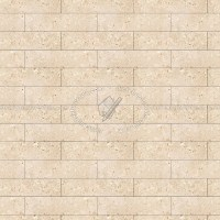 Orosei sardinian pearled light travertine floor tile