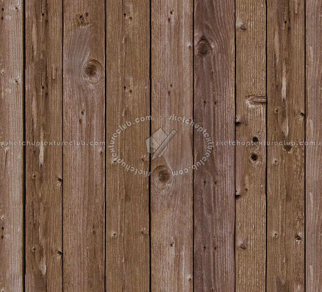 Wood Fence Texture Seamless 09403