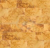 Yellow travertine floor tile texture seamless 14698
