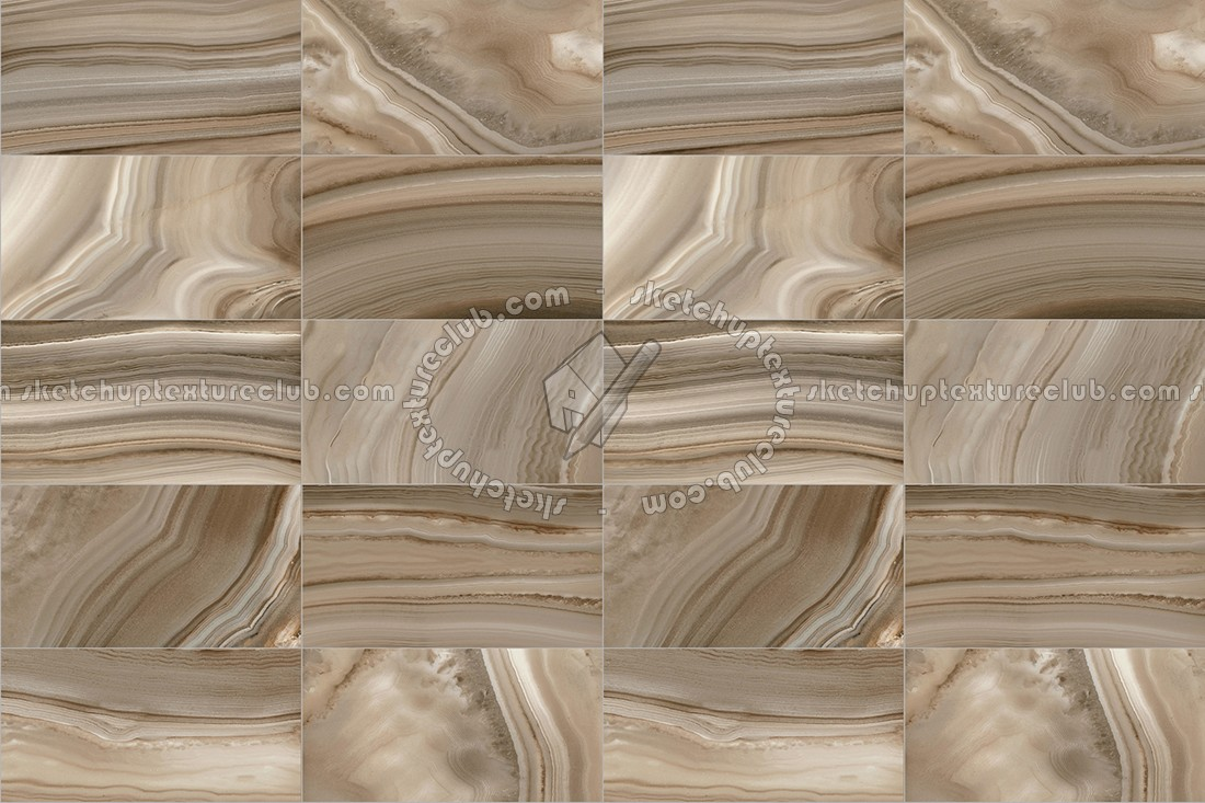Rectangular Agata Tile Texture Seamless 16000