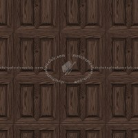 Old wood ceiling tiles panels texture seamless 04615