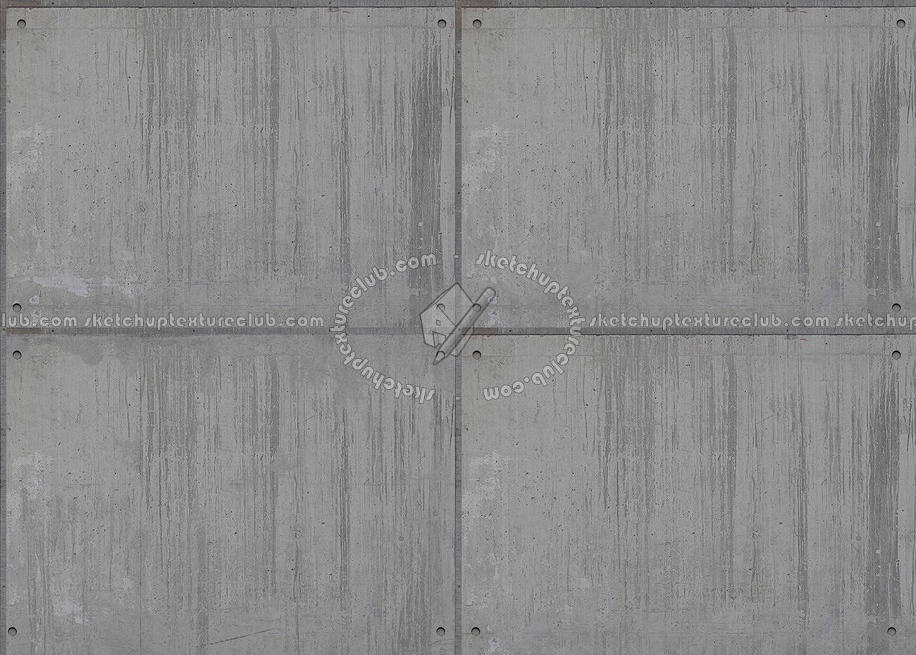 Concrete Dirt Plates Wall Texture Seamless