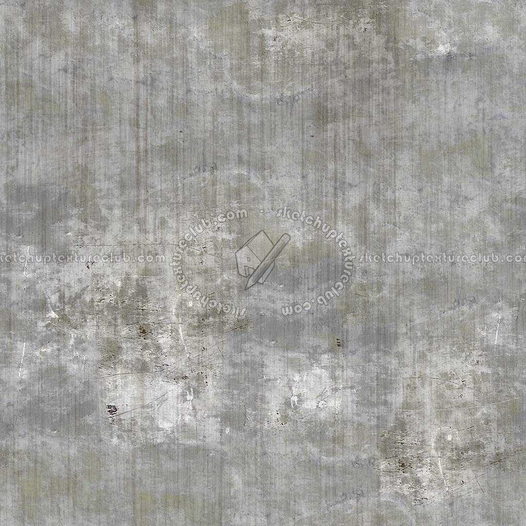 Old Dirty Metal Texture Seamless 10078