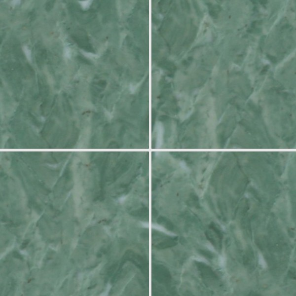 Green Marble Tile Flooring