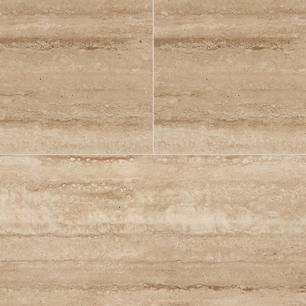 Roman classic travertine floor tile texture seamless 14704