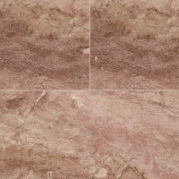 Pink travertine floor tile texture seamless 14705