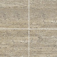 Roman travertine floor tile texture seamless 14740