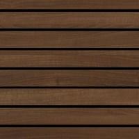 Dark walnut wood decking boat texture seamless 09290