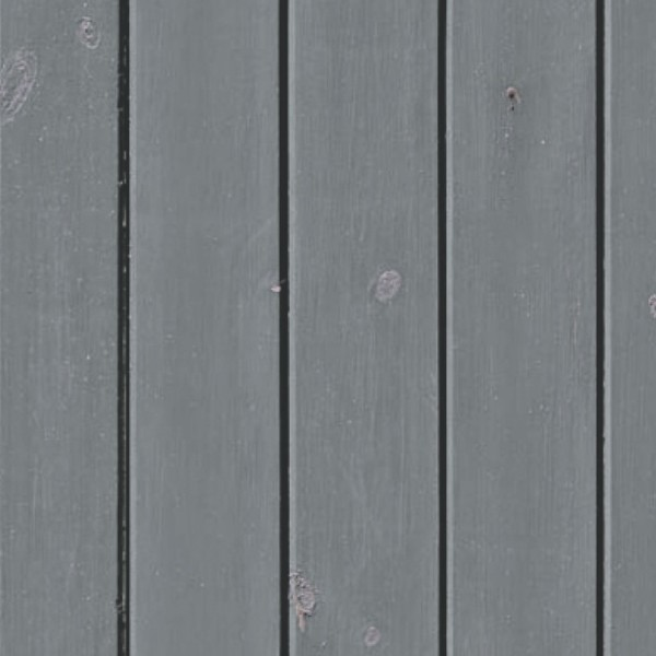 Gray painted wood fence texture seamless 09463