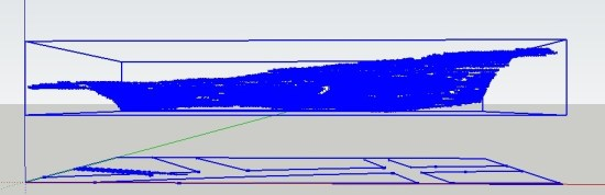 Importing AutoCAD Civil Topography DWGs into SketchUp Pro Tutorial