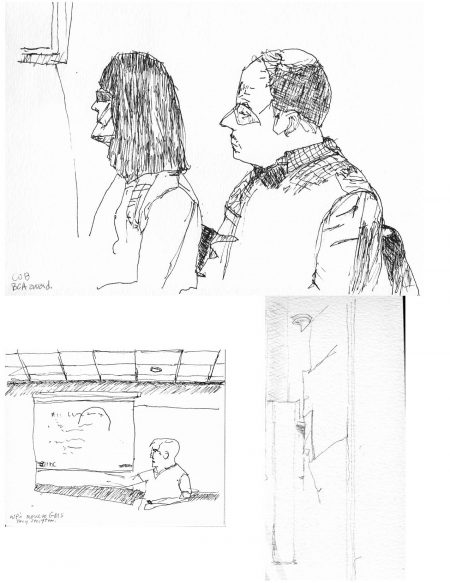 Sketches – What I Am Seeing Now