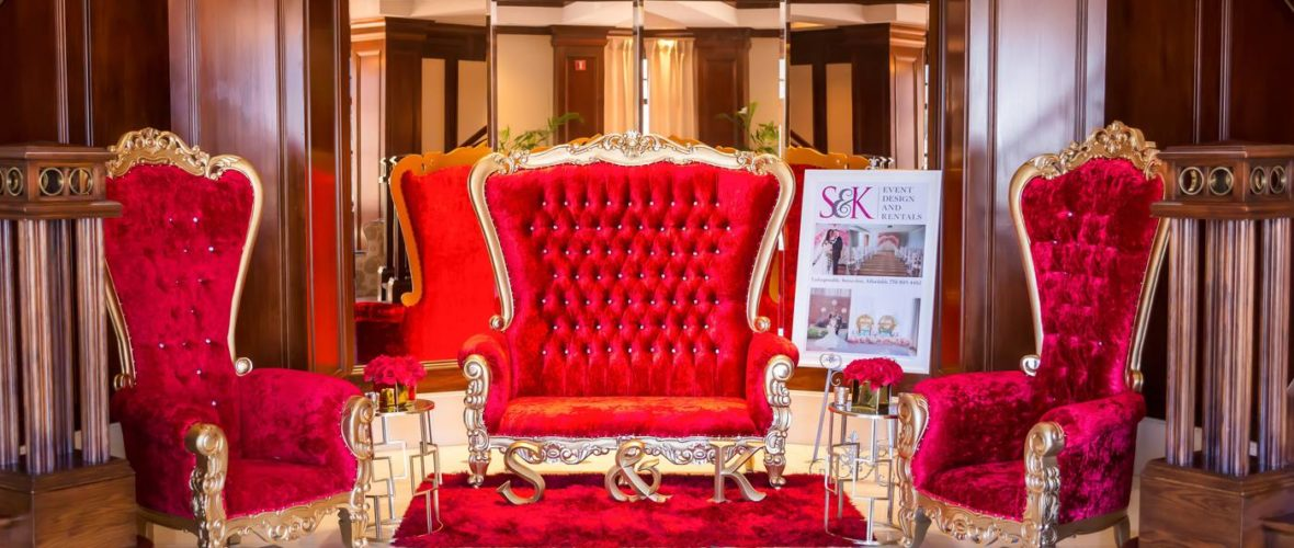chair rentals columbia sc universal wedding covers s k event design and throne set
