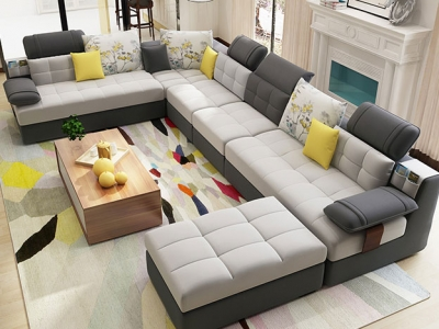 u shaped sofa set manufacturers in