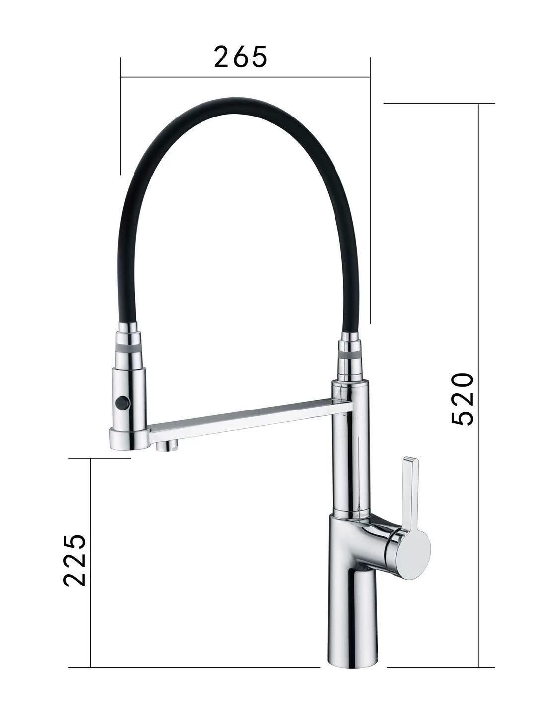 3 Way Kitchen Water Filter Faucet Drinking Sink Rotatable
