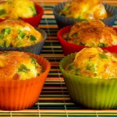 Egg White Muffin Recipe