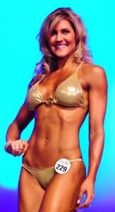 fitness model ab secrets