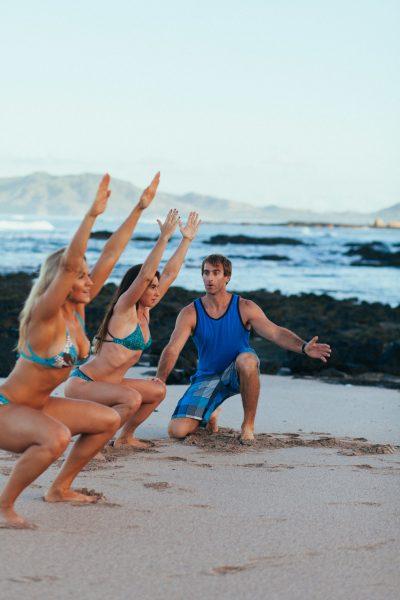 Surf Fitness Costa Rica San Diego