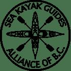 The Sea Kayak Guides Alliance of British Columbia