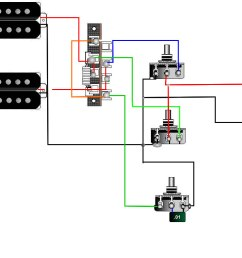 2hb2vol1tonetele3way jpg guitar wiring  [ 1024 x 768 Pixel ]