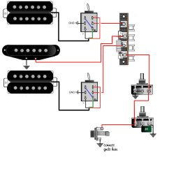 Stratocaster Hsh Wiring Diagram Plug Australia Guitar Wiring, Tips, Tricks, Schematics And Links