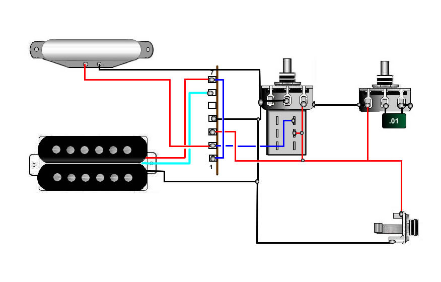 strat wiring diagram bridge tone taylor dunn b2 48 guitar wiring, tips, tricks, schematics and links